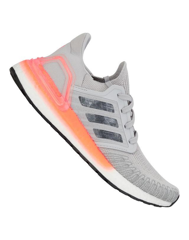 Adidas Womens Ultraboost 20 - Grey - 4