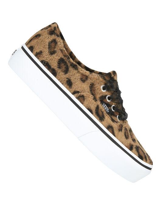 ca66605f29cb Women s Leopard Print Platform Vans