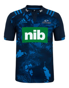 Mens Blues Territory Jersey