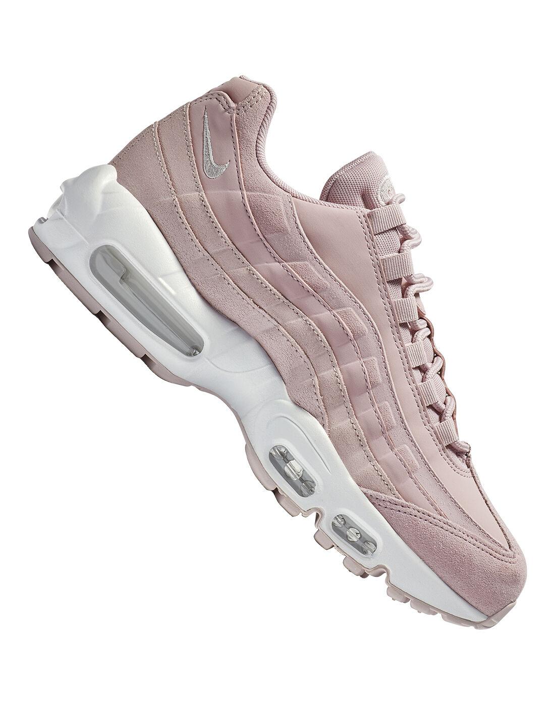nike air max 95 women's pink