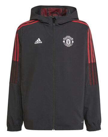 Kids Manchester United 21/22 Presentation Jacket