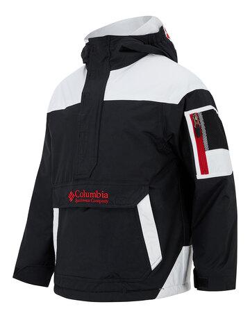 Older Boys Challenger Pullover Jacket