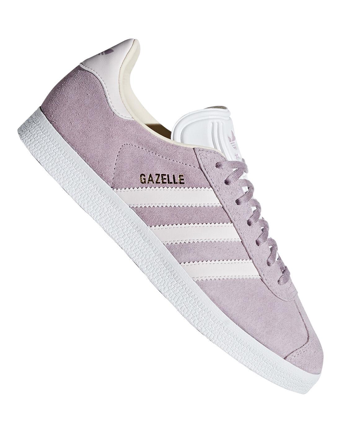 Women's Pink adidas Originals Gazelle