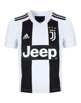 Kids Juventus 18/19 Home Jersey
