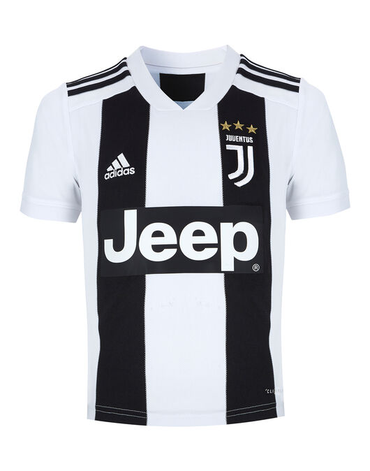 low priced b8db2 e5939 Kids Juventus 18/19 Home Jersey | adidas | Life Style Sports
