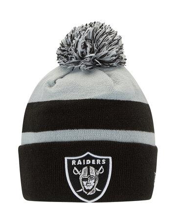 Raiders Logo Beanie