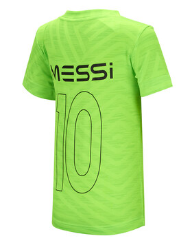Younger Boys Messi Icon T-Shirt
