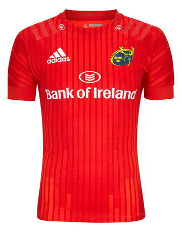 Kids Munster 20/21 Home Jersey