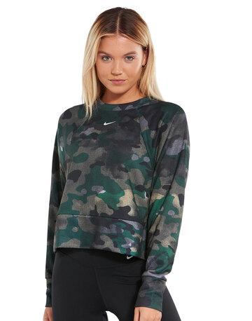 Womens Rebel Crew Sweatshirt