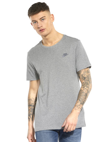 Mens Embroidered Club T-Shirt
