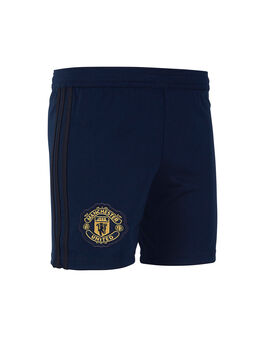 Kids Man Utd 18/19 Third Shorts