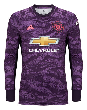 3ceec4902 Adult Man Utd Home GK 19 20 Jersey ...