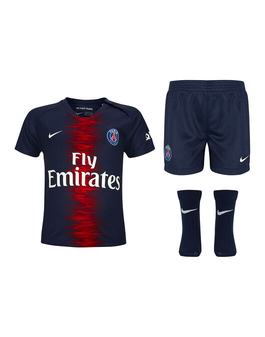newest new arrivals dirt cheap Nike Infants PSG Home 18/19 Kit