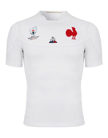 Adult France Away Jersey RWC 2019