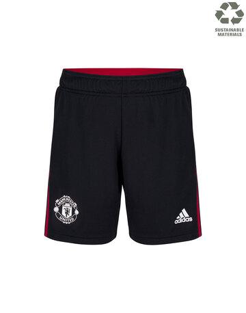 Kids Manchester United 21/22 Training Shorts