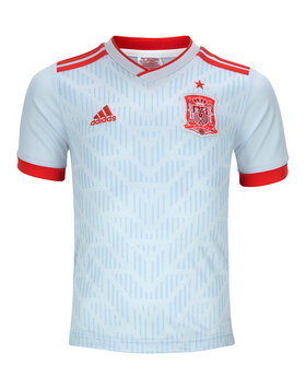 Kids Spain WC18 Away Jersey