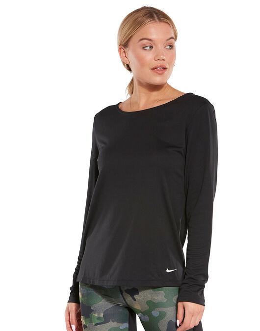 Womens Dry Long Sleeve T-Shirt