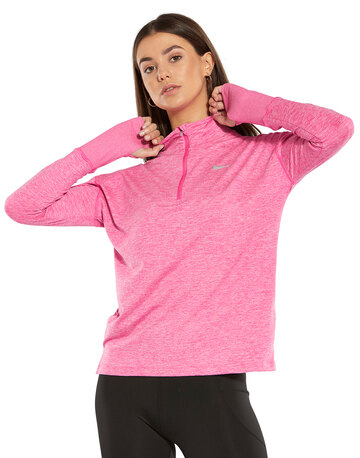 4e2a3f708340 Womens Element Half Zip Top ...