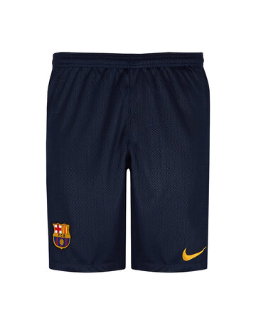 finest selection 20151 80f51 Adult Barcelona Home 18 19 Shorts ...