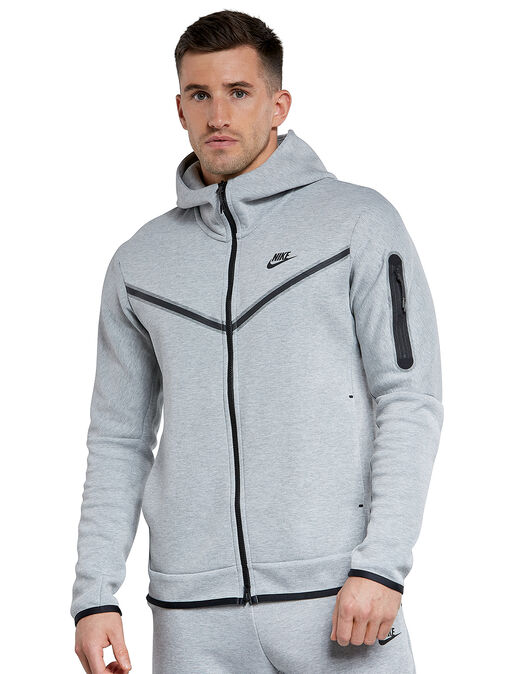 Mens Tech Fleece Hoodie