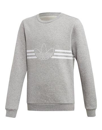 Older Boys Outline Sweatshirt