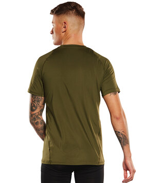 Mens Pro Camo Fitted Tee