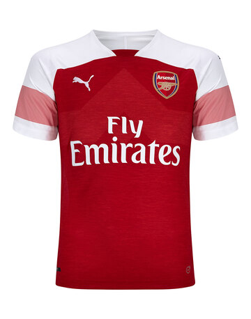 Adult Arsenal Home 18/19 Jersey