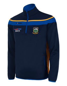 Mens Tipperary Slaney Half Zip Top