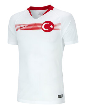 Adult Turkey Home 18/19 Jersey
