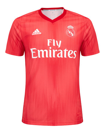 72d27a952 Adult Real Madrid 18 19 Third Jersey ...