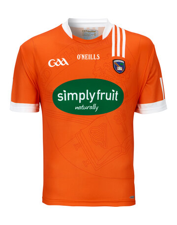 Adult Armagh GAA Home Jersey