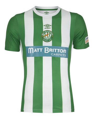 Adult Bray Wanderers Home Jersey