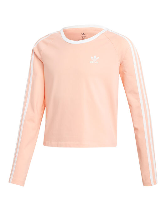 dadfcdf3bc8e adidas Originals Older Girls Crop T-Shirt | Life Style Sports