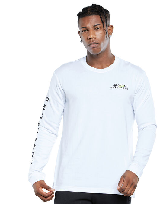 Mens ADV Long Sleeve T-Shirt