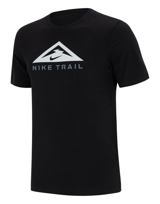 Mens Dry Trail Run T-Shirt