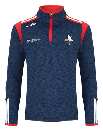 Kids Louth Solar Half Zip Top