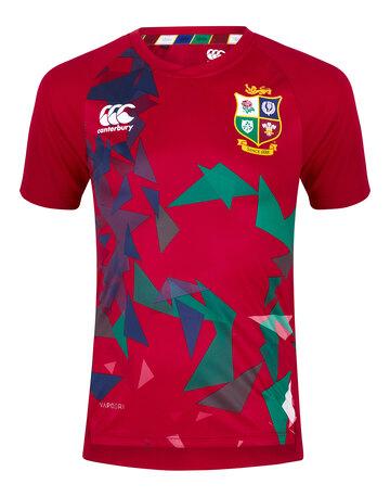 Kids British And Irish Lions 2021 Superlight Graphic T-Shirt