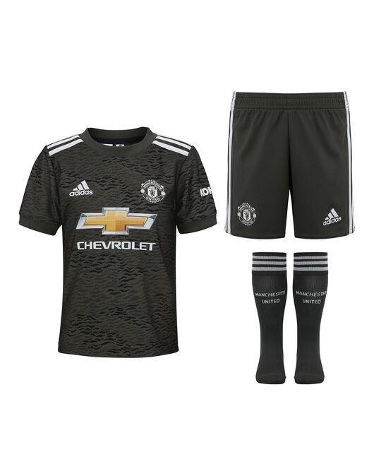 Kids Man Utd 20/21 Away Kit
