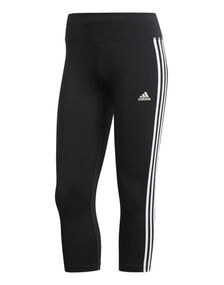 Womens 3 Stripe Capri