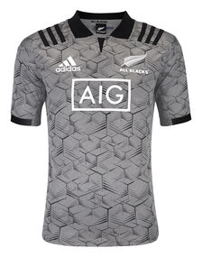 Mens All Blacks Training Jersey