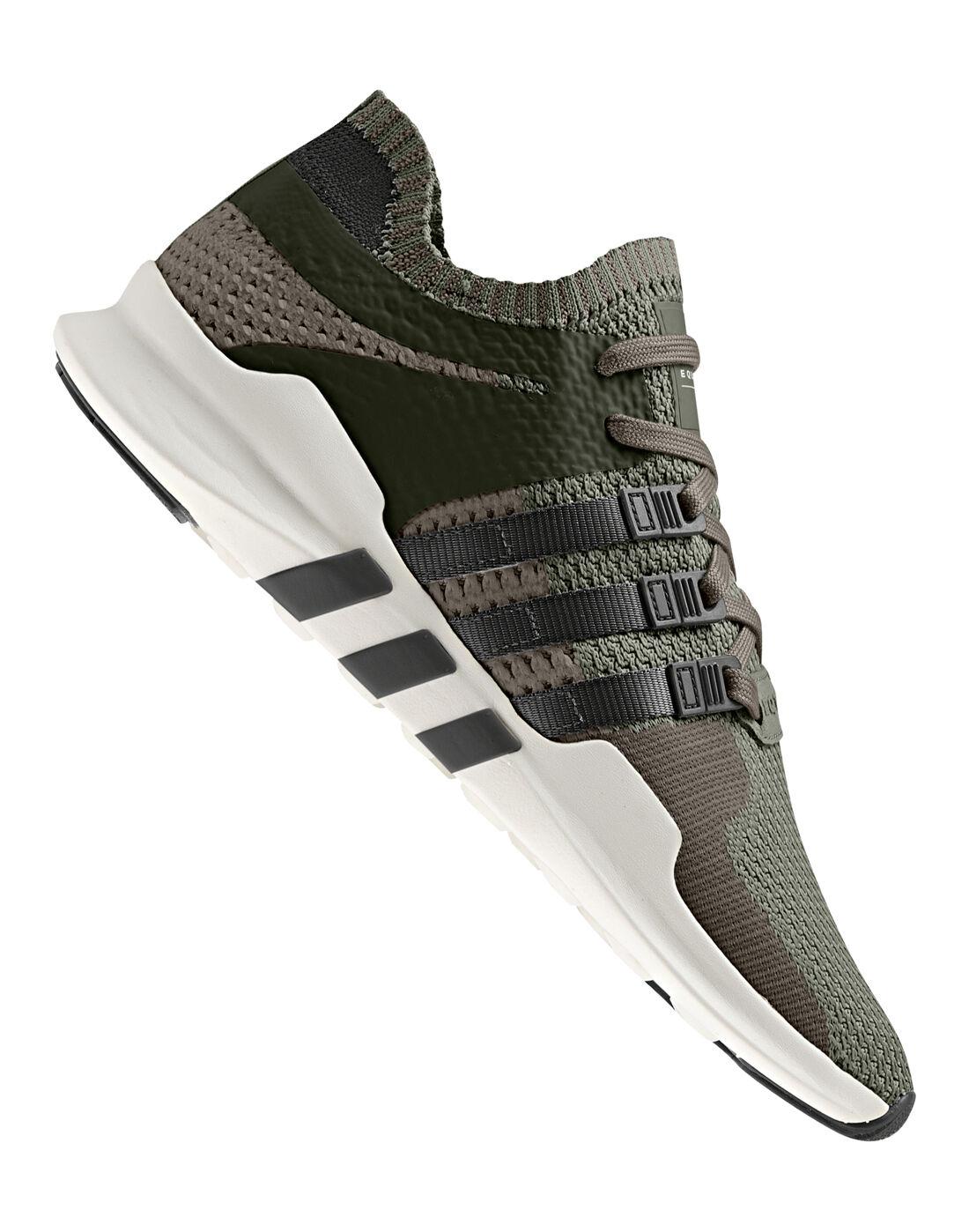 Men's adidas Originals EQT Support   Green   Life Style Sports