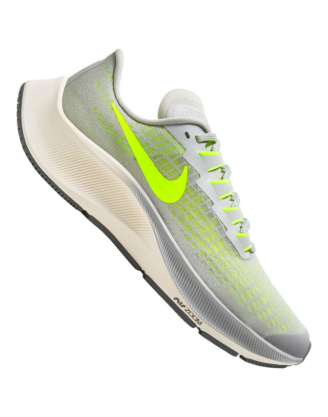 Nike Older Kids Air Zoom Pegasus 37 - Grey - 4