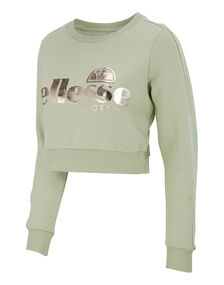 Womens Hermia Crop Sweater