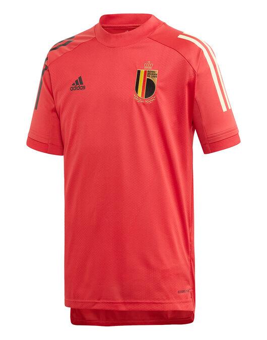 Kids Belgium Euro 2020 Training T-Shirt