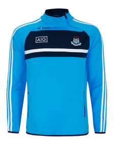 Mens Dublin Temple Side Zip Top