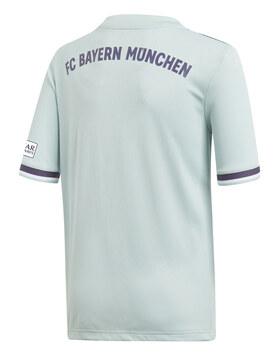 Kids FC Bayern Munich 18/19 Away Jersey