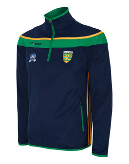 Mens Donegal Slaney Half Zip Top