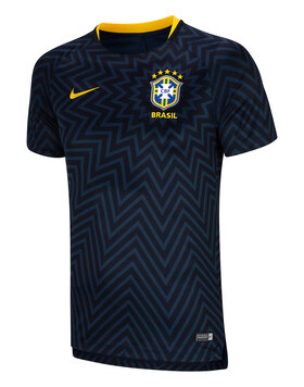 Adult Brazil P Match Jersey