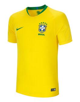 Adult Brazil Home 18/19 Jersey