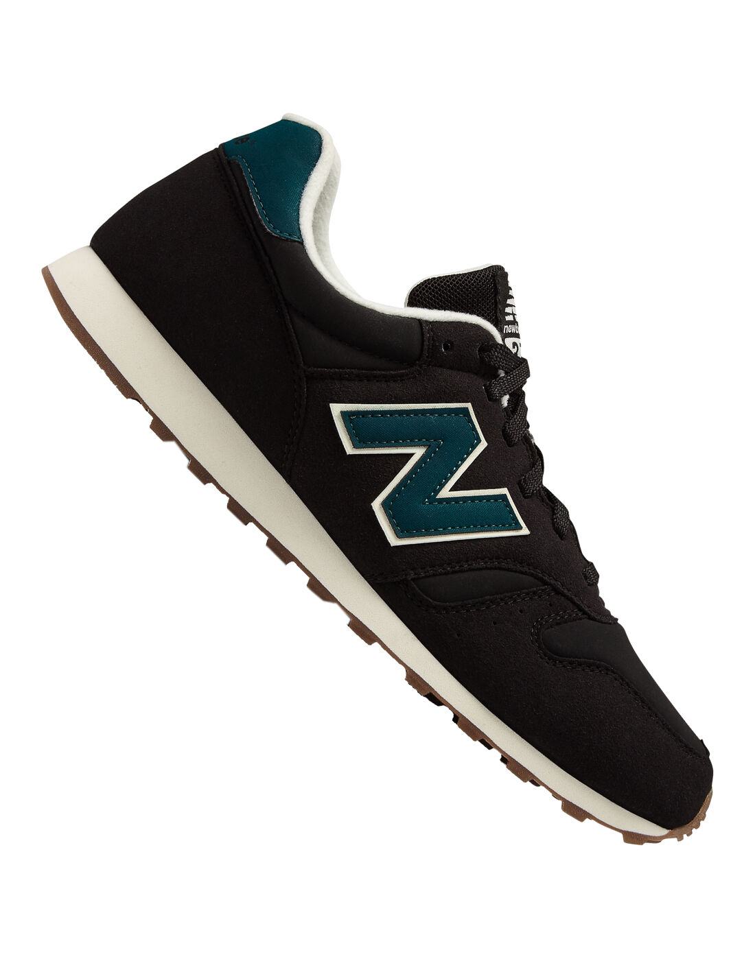 New Balance Mens 373 Trainer - Black | Life Style Sports IE